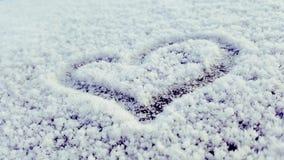 Kaltes Herzsterben lizenzfreies stockfoto