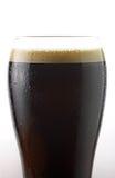 Kaltes irisches Bier Stockfoto