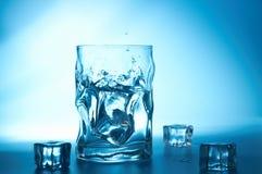 Kaltes Wasser Lizenzfreie Stockfotografie