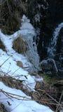 Kaltes Wasser Stockbild
