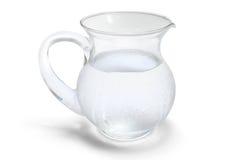 Kaltes Wasser-Glas lizenzfreie stockbilder