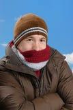 Kaltes Wetter Stockfotografie