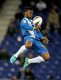 Kalu Uche of RCD Espanyol Stock Images