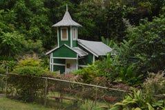 Kaluaaha kyrka 2 arkivfoto