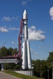 Kaluga. Rocket Vostok Royalty Free Stock Images