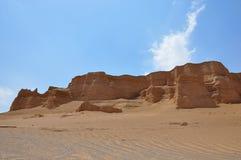 KALUT DESERT IRAN Stock Photos