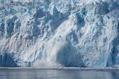 Kalva för glaciär Royaltyfri Bild