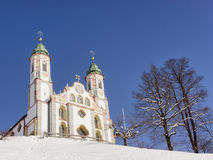 Kalvarienberg church Royalty Free Stock Photography