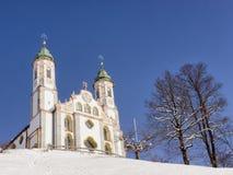 Kalvarienberg church Royalty Free Stock Photography