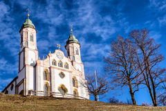 Kalvarienberg church Stock Photography