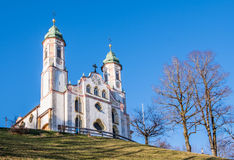 Kalvarienberg church Royalty Free Stock Photos