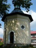 KALWARIA ZEBRZYDOWSKA ένα από τα παρεκκλησια στο Kalwaria στοκ εικόνες