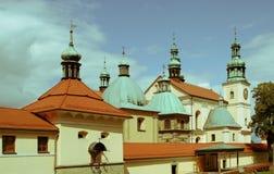 Kalwaria Zebrzydowska Stockfoto