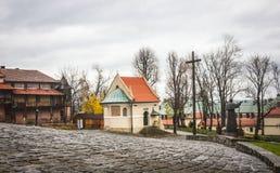 Kalwaria Zebrzydowska Lizenzfreies Stockfoto