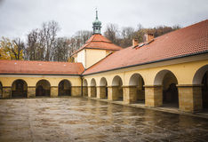 Kalwaria Zebrzydowska - Poland. Royalty Free Stock Image