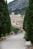 Kalwaryjscy kroki przy Pollensa, Mallorca Obraz Royalty Free
