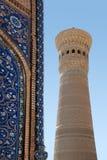 Kalyan Minaret in Bukhara Royalty Free Stock Images