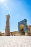 Kalyan Minaret, Bukhara Royalty Free Stock Image