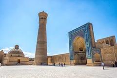 Kalyan Minaret, Bukhara Stock Images