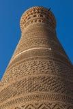Kalyan Minaret and Mosque in Bukhara, Uzbekistan royalty free stock images