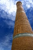 Kalyan Minaret Uzbekistan Stock Photography