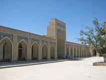 Kalyan Moschee in Bukhara Stockbilder