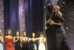 Kalyin Chapman, Miss America Pageant 1994, Atlantic City, New Jersey Royalty Free Stock Images