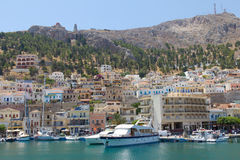 Kalymnos stock photo