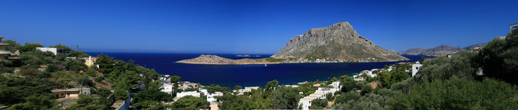 Kalymnos island, Greece Royalty Free Stock Images