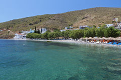 Kalymnos island in Greece Stock Photography