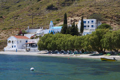 Kalymnos island in Greece Stock Photos