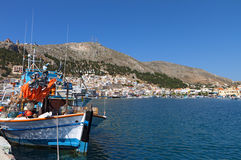 Kalymnos island in Greece Royalty Free Stock Photography