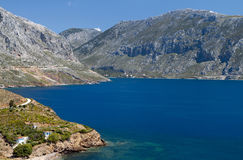 Kalymnos island in Greece Royalty Free Stock Image