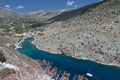 Kalymnos island in Greece Stock Image