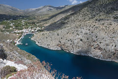 Kalymnos island in Greece Royalty Free Stock Photos