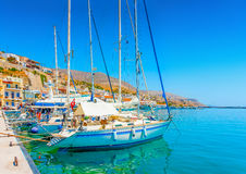 At Kalymnos island Stock Photo