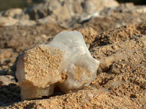 Kalzitkristall Lizenzfreies Stockbild