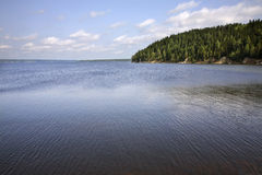 Kama bay in Khokhlovka. Perm kra. Russia Royalty Free Stock Photography