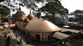 Kamakhya świątynia Zdjęcie Royalty Free