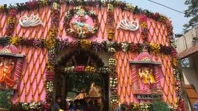 Kamakhya tempel, Guwahati, Assam Royaltyfri Foto