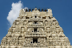 kamakshiamman ναός της Ινδίας Στοκ Εικόνα