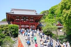 Kamakura, Ιαπωνία Στοκ φωτογραφία με δικαίωμα ελεύθερης χρήσης