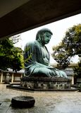 Kamakura ο μεγάλος Βούδας Στοκ εικόνες με δικαίωμα ελεύθερης χρήσης