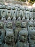 Kamakura 1001 Mönche Lizenzfreie Stockfotos