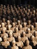 Kamakura 1001 monks Royalty Free Stock Images