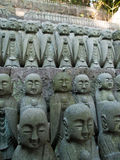Kamakura 1001 monks Royalty Free Stock Photos