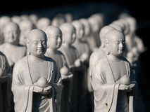 Kamakura 1001 monniken Stock Afbeelding