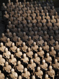 Kamakura 1001 monniken Royalty-vrije Stock Afbeelding
