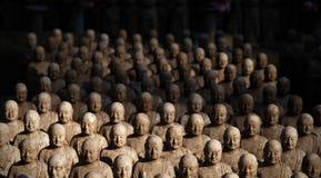 Kamakura 1001 monniken Stock Foto