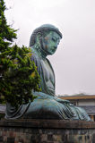 Kamakura Big Buddha - Daibutsu Royalty Free Stock Photos